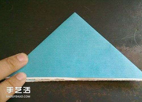 折纸康乃馨步骤图解 康乃馨的折法简单易学 -  www.shouyihuo.com