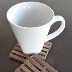 雪糕棍手工制作杯垫 自制雪糕棍杯垫DIY教程