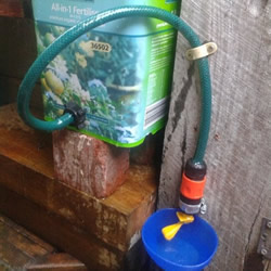 自制宠物自动饮水器 自动饮水器原理和做法