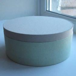 怎么做圆形布盒子教程 圆形布艺收纳盒DIY图解