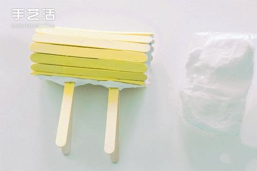 废物利用做小马的教程 幼儿园斑马手工制作 -  www.shouyihuo.com