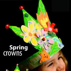 简易公主皇冠制作方法 儿童公主皇冠怎么做