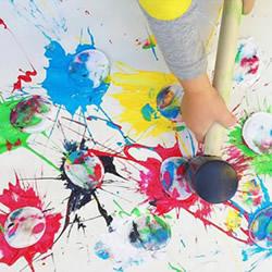 趣味亲子手工制作图片 幼儿亲子小制作创意