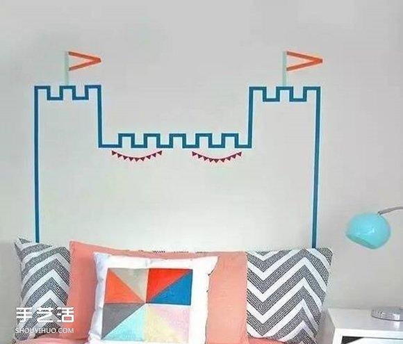 幼儿墙饰手工制作创意