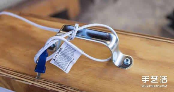 自制空气过滤器的方法 DIY简易空气过滤器教程 -  www.shouyihuo.com