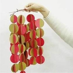 如何制作简单卡纸风铃 纸风铃制作方法及图解