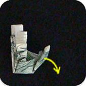 感恩节火鸡的折法图解 折纸火鸡的方法步骤 -  www.shouyihuo.com