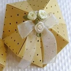 怎么折纸八角形喜糖盒 好看糖果盒的折法图解