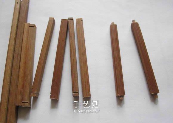 自制蝈蝈笼子的方法 蝈蝈笼子制作方法图解 -  www.shouyihuo.com