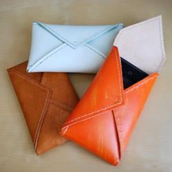 自制皮革手机套的方法 简单皮革做手机套图解
