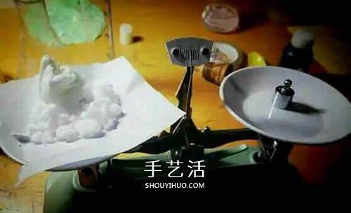 天气预报瓶制作方法 自制天气瓶的图解教程 -  www.shouyihuo.com