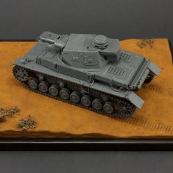 战车模型场景地台制作 自制场景地台的方法图解
