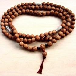 手工制作山桃核念珠、佛珠的制作方法教程