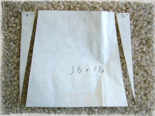 手工拼布笔袋教程图解 不织布笔袋制作图解法