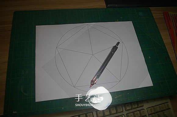 自制全息投影仪的方法 简易全息投影仪DIY教程 -  www.shouyihuo.com