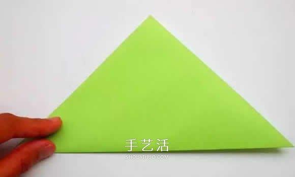 简单皮卡丘折纸教程 怎么折皮卡丘的图解