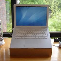 瓦楞纸做笔记本散热架 自制电脑散热支架方法