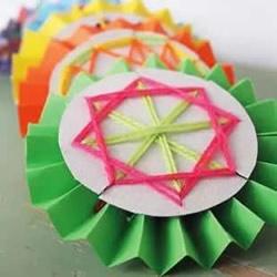幼儿徽章手工制作教程 简单又可爱胸章的做法
