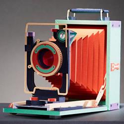 回归底片时代!首尔艺术家打造1:1复古纸相机