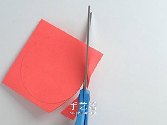 简单小灯笼制作方法 幼儿园卡纸灯笼手工制作