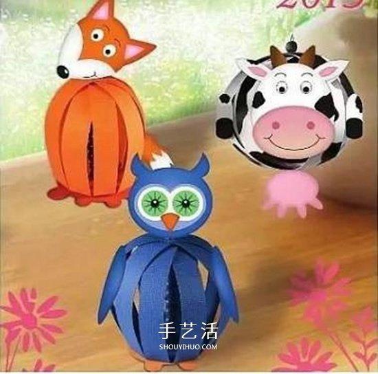 幼儿纸条手工制作 卡纸条做手工的教程图片 -  www.shouyihuo.com