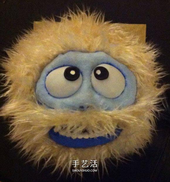 软陶制作猩猩头图解 简单逼真猩猩的做法 -  www.shouyihuo.com