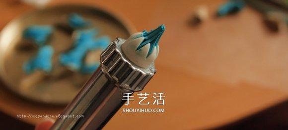 超轻粘土DIY冰激凌饰品 可爱粘土冰激凌制作 -  www.shouyihuo.com