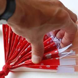 简单又漂亮纸扇的做法 千亿国际娱乐注册制作扇子教程