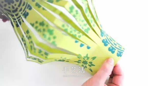 中秋节花灯的制作方法 幼儿简易花灯手工教程