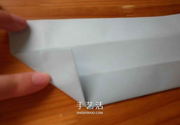 带盖子爱心盒子的折法 情人节爱心盒子折纸 -  www.shouyihuo.com