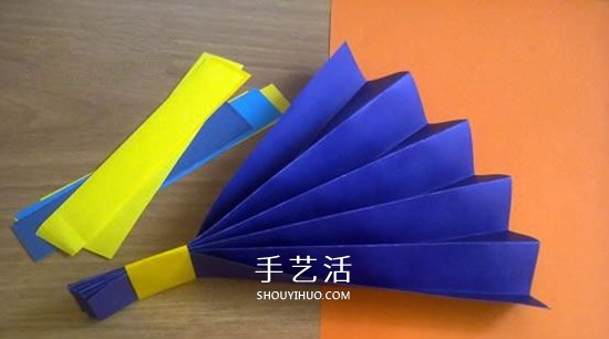 教师节或母亲节学着做 手工制作漂亮的纸花束 -  www.shouyihuo.com
