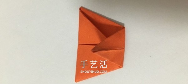 彩虹棒棒糖的折法图解 儿童折纸棒棒糖的方法