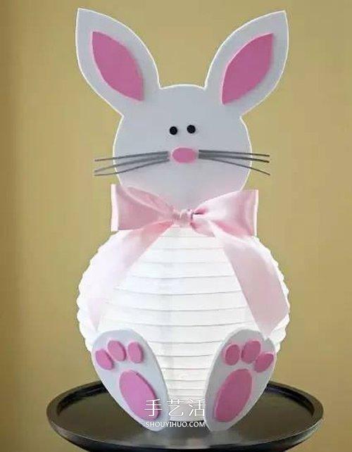简易动物灯笼制作方法 儿童手工小动物灯笼