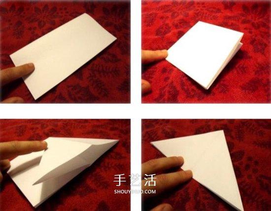 会跳小青蛙的折法图解 折纸青蛙的简单教程 -  www.shouyihuo.com