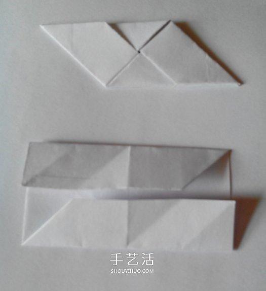 纸艺大全 折纸大全 创意折纸  多边形立体结构的折纸教程,你想要什么
