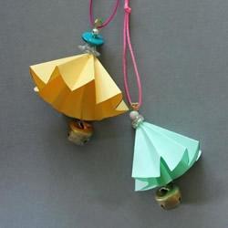 纸风铃制作方法及图解 怎么简单做纸风铃教程