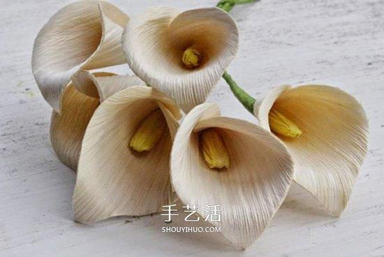 玉米叶手工DIY创意大全 丰收季快玩起来吧~ -  www.shouyihuo.com