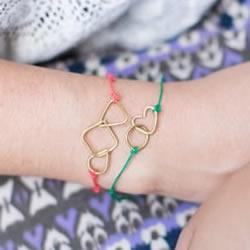 铜线手工制作小手链 小清新铜线手链的做法