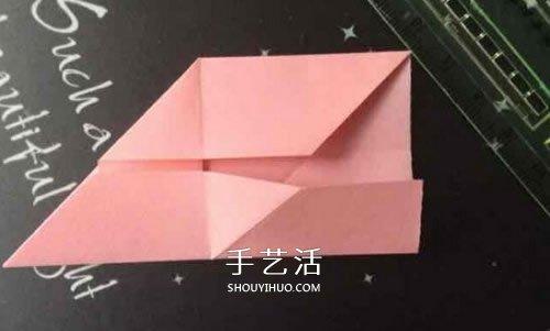 立体纸花球的折法图解 怎么折纸立体花球步骤