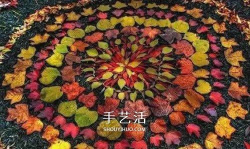 100种自然手工 小朋友们别辜负秋天的馈赠! -  www.shouyihuo.com