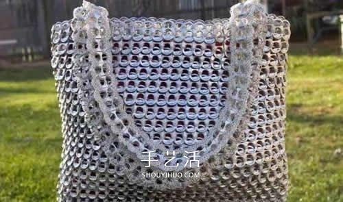 易拉罐拉环手工制作 大人孩子都会被迷住~ -  www.shouyihuo.com