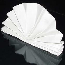 餐巾折扇子的方法图解 简单餐巾扇子折叠教程