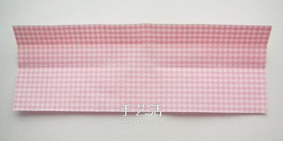 爱心盒子的折法有盖 折心形纸盒的步骤图解 -  www.shouyihuo.com