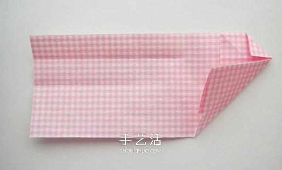 爱心盒子的折法有盖 折心形纸盒的步骤图解