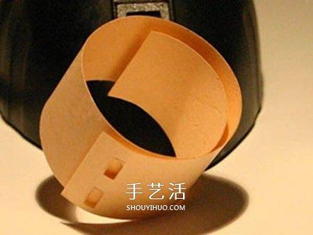 爱心礼品盒制作方法 卡纸做心形包装盒的教程 -  www.shouyihuo.com