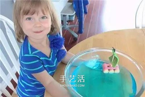 简单又漂亮小帆船DIY 红酒瓶塞小船手工制作 -  www.shouyihuo.com