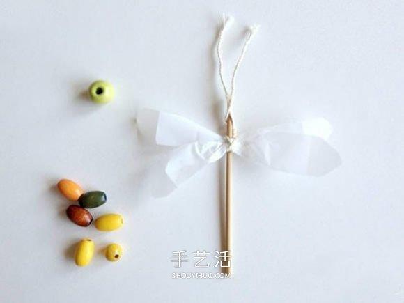 一次性勺子制作小动物 简单勺子创意手工图片