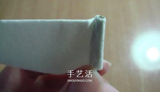 DIY纸藤玫瑰花图解教程 纸藤制作玫瑰的步骤 -  www.shouyihuo.com