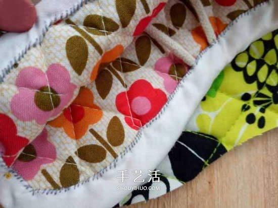 自制眼镜包的方法教程 布艺眼镜包手工制作 -  www.shouyihuo.com