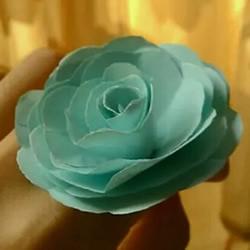 简单做牡丹花的方法 纸牡丹怎么做图解步骤